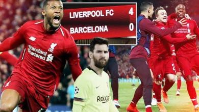Liverpool fans will LOVE Mohamed Salah's two-word tweet after stunning Barcelona triumph.