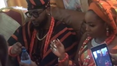Photos From BamBam And Teddy A's Traditional Marriage