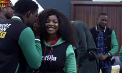 BBNaija 2019 Day 74: The Pursuit Of Happiness, Between Seyi And Tacha