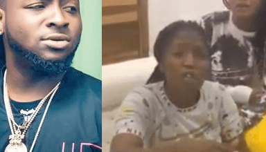 Davido shares video of two sisters who accused him chilling by the poolside