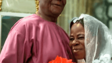 60-year-old Nigerian woman gets married for the first time (Photos)