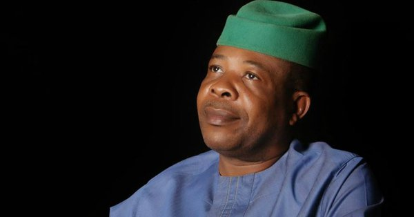 Emeka Ihedioha speaks silence after Supreme Court verdict