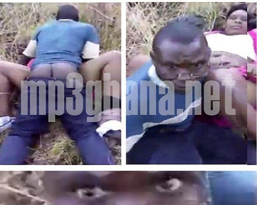 HOT VIDEO: Pastor caught making LOVE with lady inside bush in Akwa Ibom