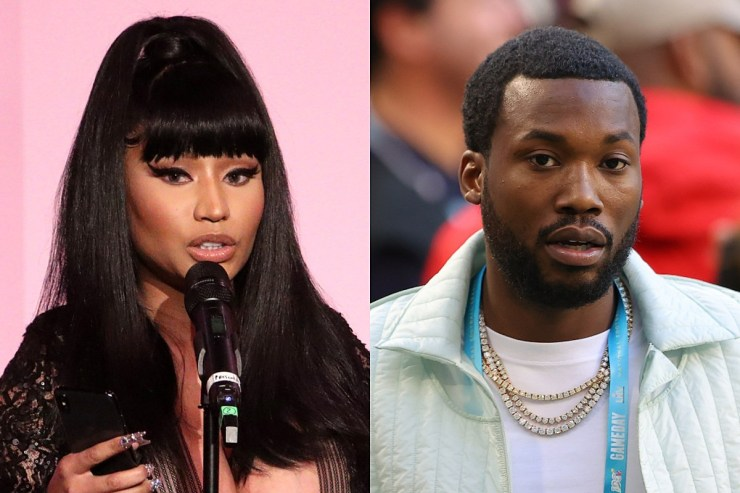 Meek Mill and Nicky Minaj fight dirty as they trade outrageous accusations