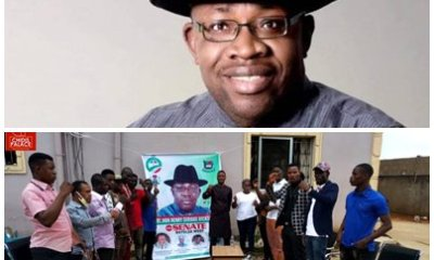 Bayelsa West Students Endorses Dickson for Senatorial Position