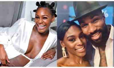 BBNaija 2019 Runner up Mike Edwards and wife Perri are expecting their first child
