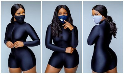 Cee-c looks stunning in new photos as she shades Tacha (Photos)