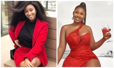 BBNaija Reunion: Kim Oprah and Tacha fires shot at each other (video)