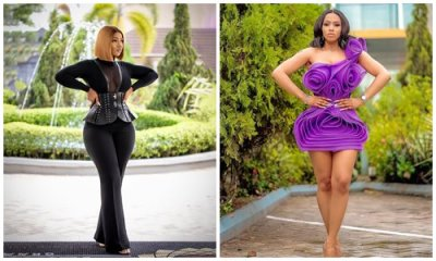 Another Fight? Watch As Mercy Eke shades the hell out of Tacha over Alleged Body Odour on live video