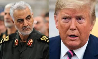 BREAKING: Iran Issues Warrant Of Arrest On Donald Trump, Over Killing Of Top General