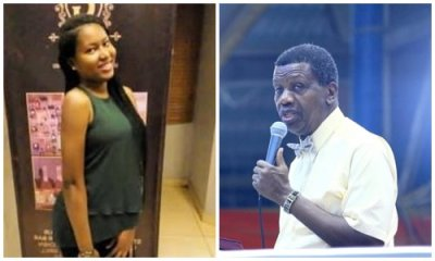 Pastor Adeboye breaks silence on the rape and murder of UNIBEN student in RCCG church