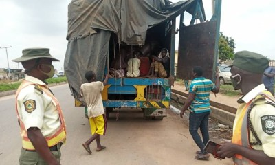 COVID-19: Truck owner allegedly committed suicide after he was fined N250,000