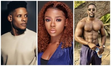 Elozam shares heartbreaking moment Diane dumps him at the party for Mawuli