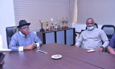 Gov. Douye Diri urges Assembly to screen his commissioner nominees