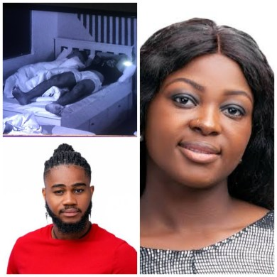 BBNaija: What Ka3na And I Did Under Duvet But Fans Don't Believe Me - Praise Reveals