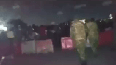 #LekkiTollGate Killings: Watch moment Soldiers open fire on innocent protesters (Video)