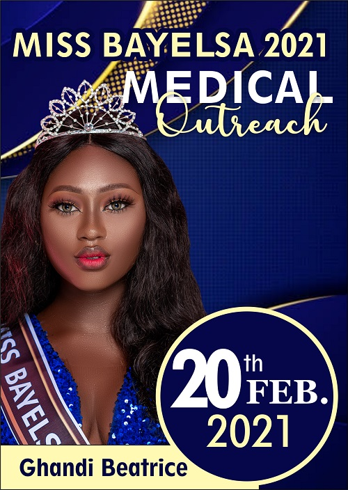 'I'm Confused...' Miss Bayelsa Queen Beatrice Ghandi speaks 11 days after her father was kidnapped