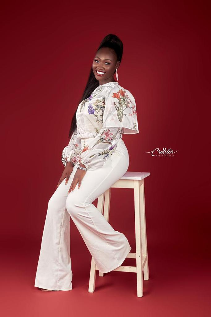 Miss Bayelsa 2021 Beauty Queen, Beatrice Ghandi releases adorable photos to mark her BIRTHDAY