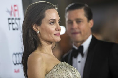 Pitt expresses sadness over Jolie divorce filing