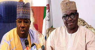 Sheriff an enemy of Nigeria, says Fayose