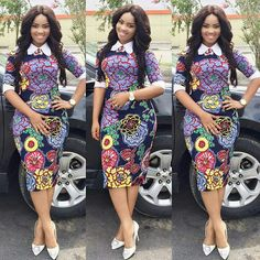 FASHION STYLE: Latest Ankara will help fix your look 9