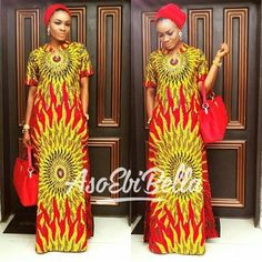 FASHION STYLE: Latest Ankara will help fix your look 1