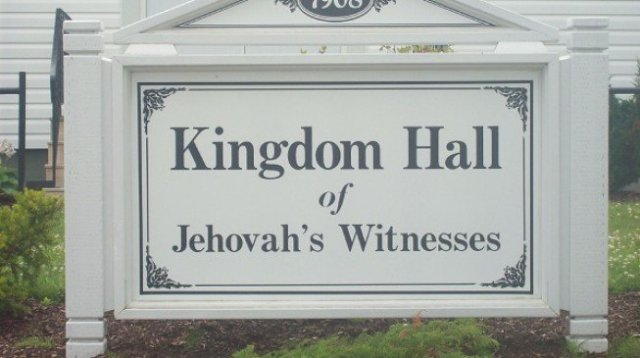 Russia Government bans Jehovah's Witness