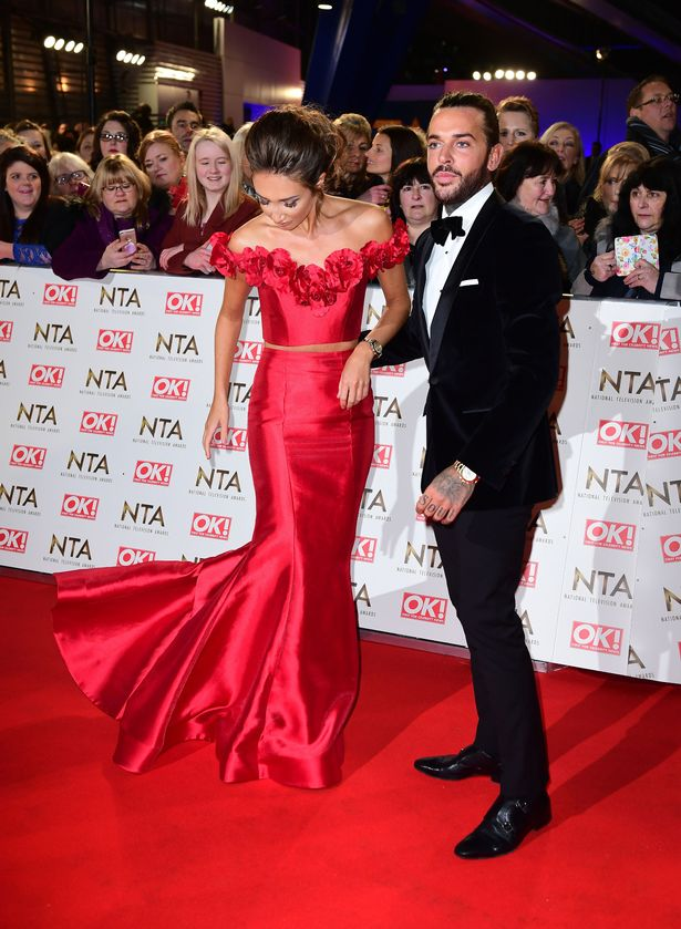 National-Television-Awards-2017-Arrivals-London