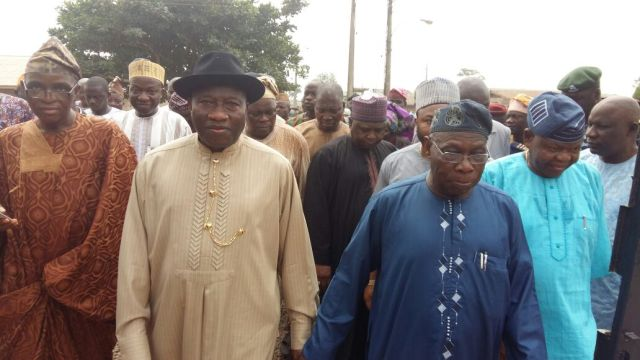 Jonathan in Ogun state USA