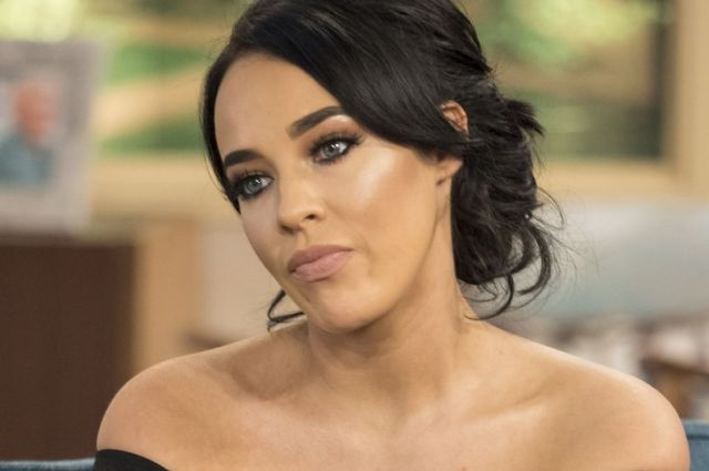 Stephanie Davis rushed to hospital after 'collapsing at Liverpool hotel'