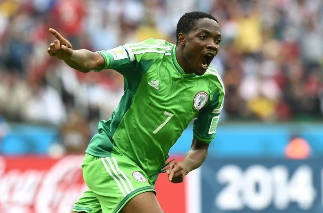 Ahmed Musa arrested in London for domestic violence