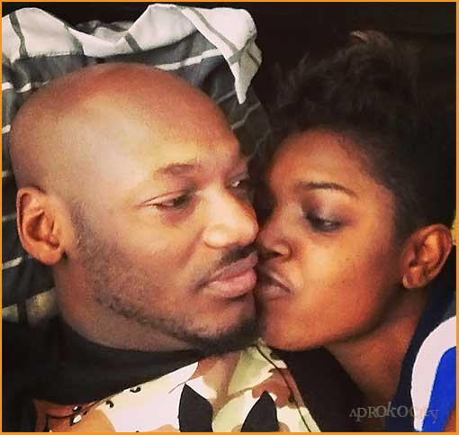Nigerian Superstar Tuface Idibia took it to Instagram celebrating 4th year anniversary