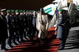 Nigeria and Buhari in Germany