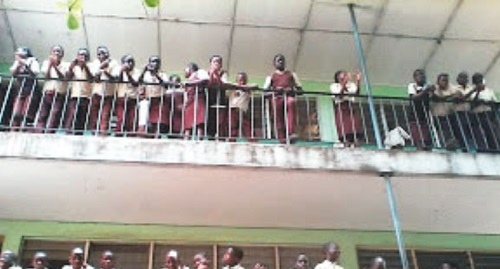 Four Students Arrested For Assaulting Lagos Schoolgirls In Broad Daylight