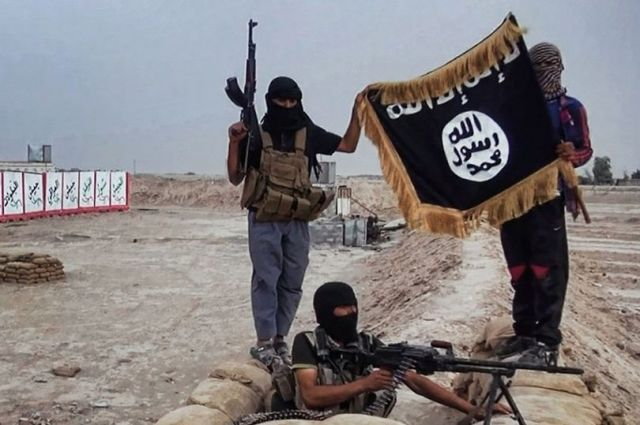 ISIS butchers young people