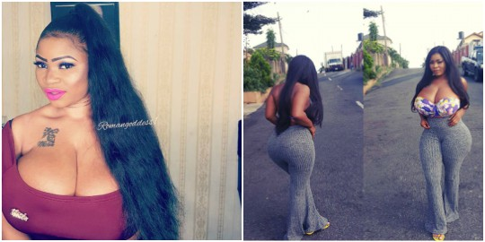 Fraudsters Use My big B*obs To Scam People –Roman Goddess