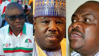 Fayose, Wike free to leave PDP — Sheriff.jpeg