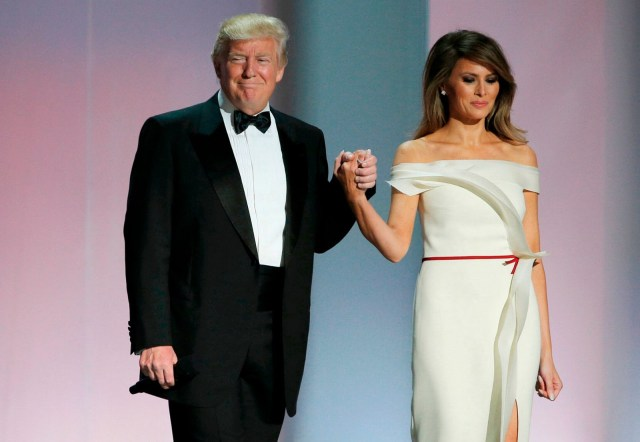 President-Donald-Trump-Attends-Inauguration-Liberty-Ball