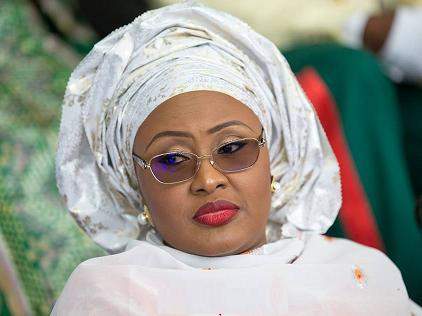 Aisha Buhari intervenes in the case of JSS 3 student impregnant by Vice Principal