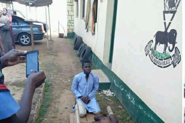 Hausa teenager stabs man to death in Zaria [See Photos]
