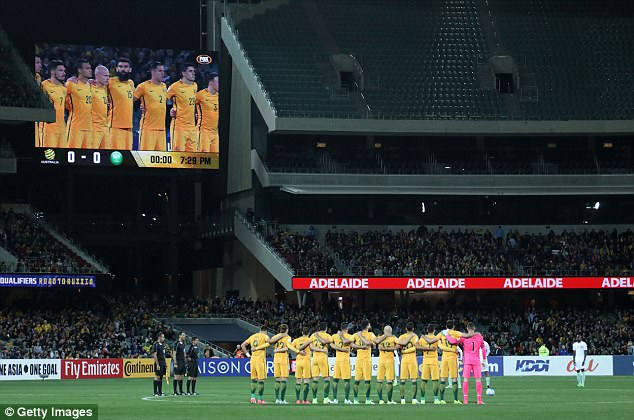 Saudi Soccer Players Refused To Stand For London Bridge terror victims Minute Silence