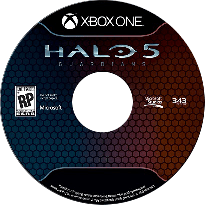 Halo 5 Guardians Limited Collectors Edition Disc Exchange Program Chief Canuck Video