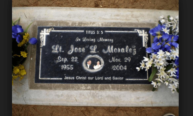 Jose Moralez Fresno Police Lieutenant Murdered