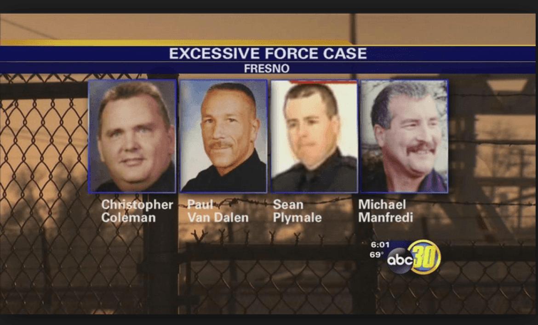 Fresno Police Corruption