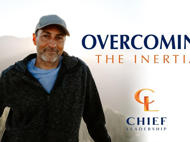 Overcoming The Inertia | Achieving Your Goals