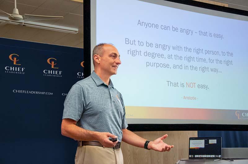 Leadership Training Orange County, CA | Chief Leadership