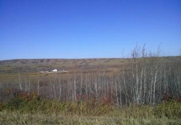 Blue Hill, Little Pine FN, Saskatchewan