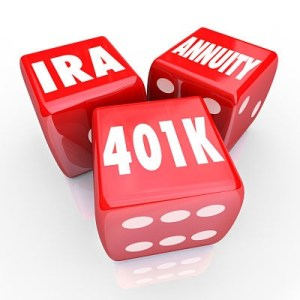 Annuity in an IRA 401k