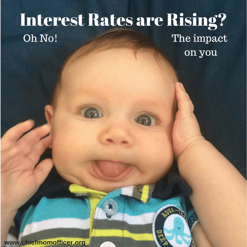 Interest Rates Are Rising