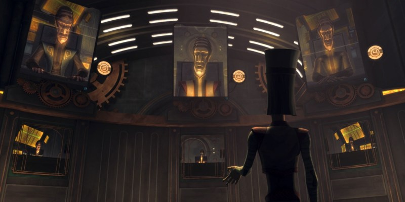 Intergalactic banking clan